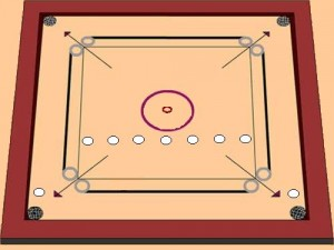 Carrom Exercise 1