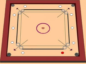 Carrom Exercise 2