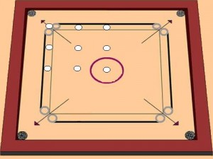 Carrom Exercise 3
