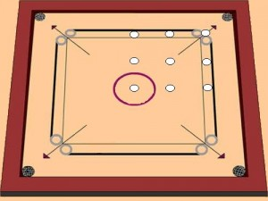 Carrom Exercise 4
