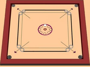 Carrom Exercise 5