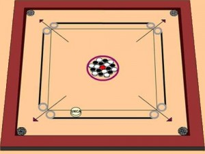 Carrom Exercise 8