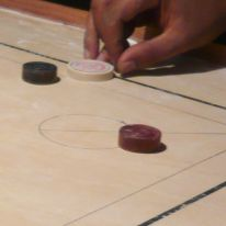 Carrom Striker