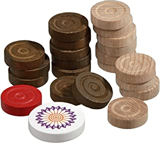 Philos Carrom Men Set